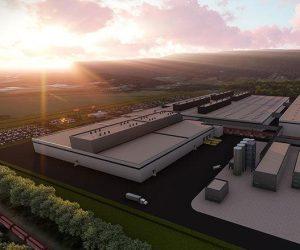 Stavba nové továrny Nokian Tyres byla právě zahájena