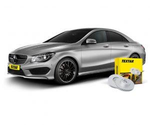 Nové brzdové kotouče Textar pro další značky vozidel