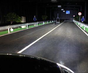 Konec oslňování světly protijedoucích vozidel