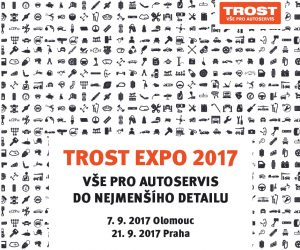 TROST EXPO 2017 je tady