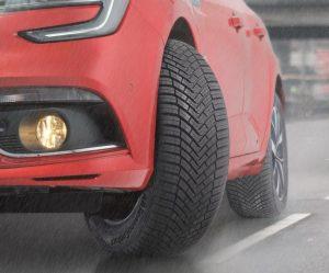 Celoroční pneumatika Continental byla ohodnocena nejvyšší známkou