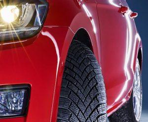 Zimní pneumatiky Continental vítězí v testu magazínu AutoBild