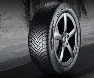 Celoroční pneumatiky mají své výhody i nevýhody