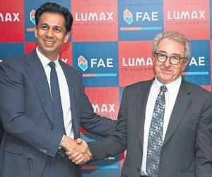 FAE a LUMAX zakládají novou společnost