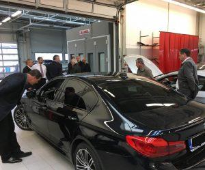 Setkání BMW Group se zástupci učilišť