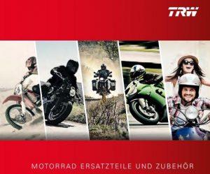 Nový katalog dílů pro motocyklyTRW Lucas 2017