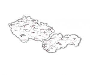 Allstar upravil ceník dopravného pro Česko a Slovensko