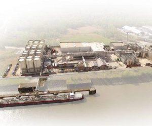 Mísírna olejů Q8Oils v Antverpách: bohatá minulost, slibná budoucnost