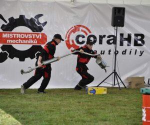 Mistrovství mechaniků coraHB autodíly 2017