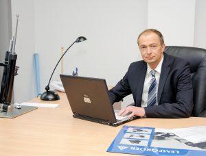 Ředitel ZF Aftermarket v Polsku Peter Rothenhöfer