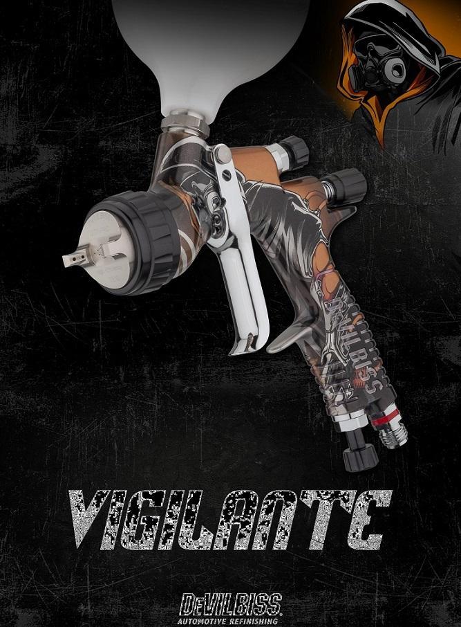 Lakovací pistole DeVilbiss Vigilante