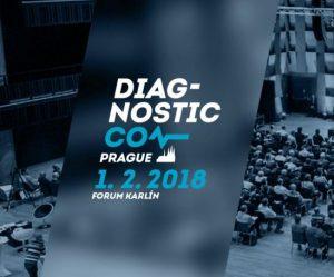 Diagnostic Con 2018 se bude konat 1.2.2018 v Praze