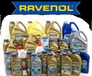 Převodové oleje RAVENOL nově u APM