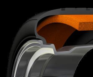 Goodyear nabízí v zimě klidnější jízdu díky pneumatikám s technologií SoundComfort