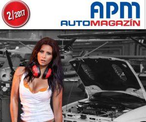Nový APM Automagazín 2/2017