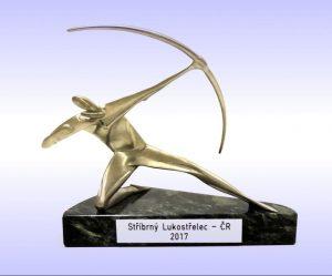 Ocenění Stříbrný Lukostřelec 2017 pro společnost BRISK