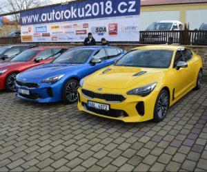 Známe finalisty ankety Auto roku 2018 v ČR