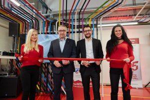 Společnost Interaction otevřela nové Vzdělávací a prezentační středisko