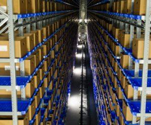 SKF investuje do distribučních center