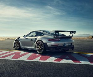 Porsche schválilo pneumatiky Dunlop Sport Maxx Race 2 pro nový model