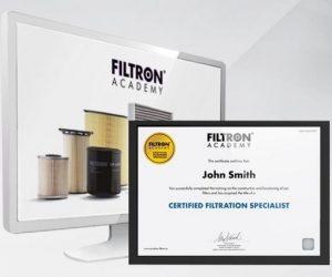 Premiéra Filtron Academy