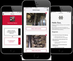 KYB představuje novou inovativní aplikaci