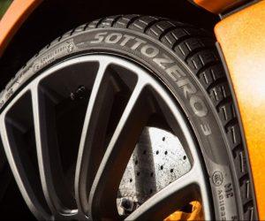 Pirelli a McLaren spolupracují na zimních pneumatikách