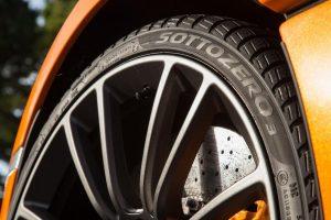 Pirelli Sottozero pro McLaren