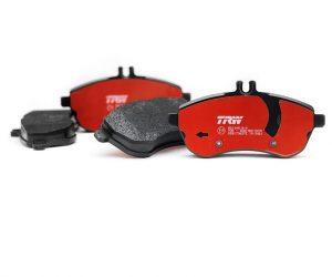 DTEC – prémiové brzdové destičky výrobce TRW v nabídce společnosti STAHLGRUBER