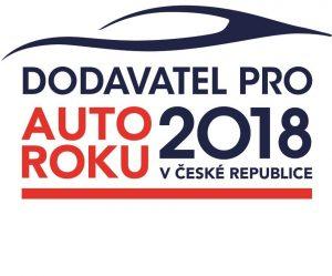 Dodavatelé pro Auto roku 2018 v ČR