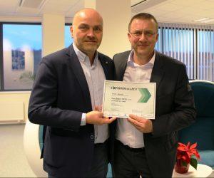 Bosch zabodoval v soutěži: Exportér roku 2017