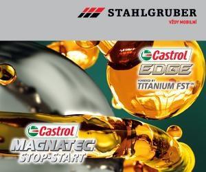 Dva nové oleje Castrol nově v sortimentu STAHLGRUBER