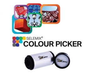 Novinka Selemix Colour Picker od Auto Fit
