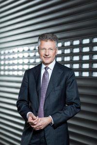 Předseda představenstva společnosti Continental, Dr. Elmar Degenhart