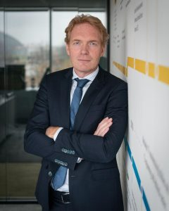Maurits Binnendijk, viceprezident a generální manažer společnosti Tenneco Aftermaret pro Evropu, Střední východ a Afriku