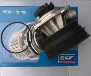 SKF rozšiřuje nabídku pro užitková vozidla o novou řadu vodních čerpadel