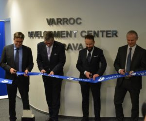 VARROC v Ostravě slavnostně otevřel Vývojové centrum světelné techniky