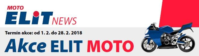 Moto Elit News únor 2018