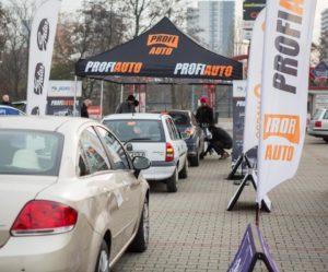 ProfiAuto organizuje pro řidiče přes 11 PitStopů v Česku i na Slovensku