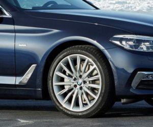 Pneumatiky Goodyear a Dunlop schváleny jako originální výbava modelu BMW řady 5