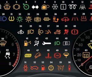 Znáte kontrolky v autech?