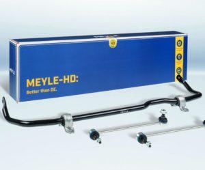 Servisní řešení se stabilizátorem a vzpěrami v MEYLE HD kvalitě