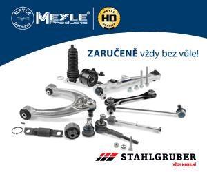 Stahlgruber rozšířil nabídku MEYLE díly řízení a zavěšení náprav