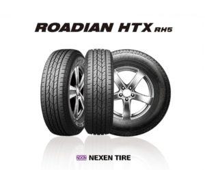Nexen Tire dodává pneumatiky pro Fiat Chrysler Automobiles v USA