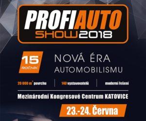 XV ročník veletrhu ProfiAuto Show