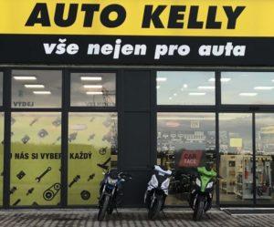 Nová pobočka Auto Kelly v Říčanech