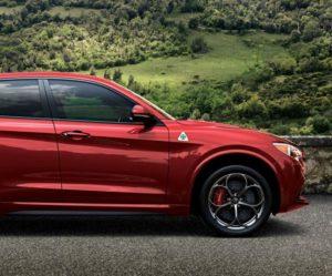 Ložiska SKF v novém voze Alfa Romeo Stelvio