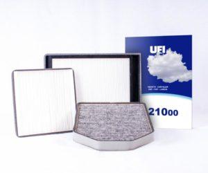 UFI FILTERS díky investicím navyšuje výrobu kabinových filtrů
