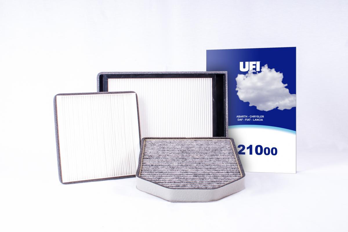 Kabinové filtry UFI