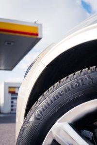 Continental změří českým řidičům hloubku dezénu